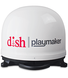 Playmaker - Outdoor TV - Fort Kent, Maine - Gene's Electronics - DISH Authorized Retailer