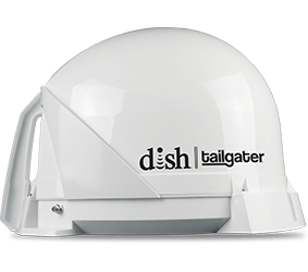 The Tailgater - Outdoor TV - Fort Kent, Maine - Gene's Electronics - DISH Authorized Retailer