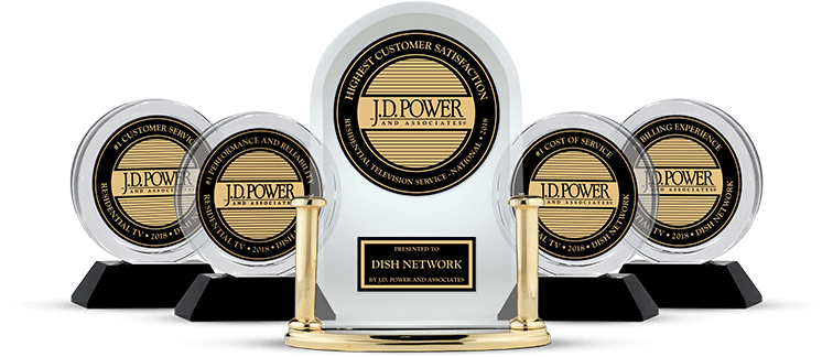DISH Customer Service - Ranked #1 by JD Power - Gene's Electronics in Fort Kent, Maine - DISH Authorized Retailer